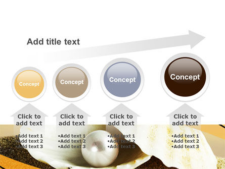 Pearl Shell PowerPoint Template Slide 13