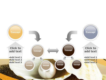 Pearl Shell PowerPoint Template Slide 19