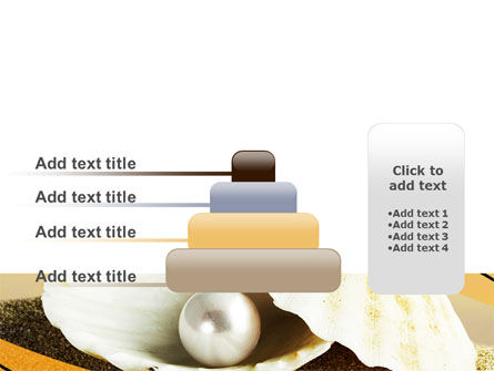 Pearl Shell PowerPoint Template Slide 8