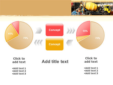 Concrete Agitator PowerPoint Template Slide 16