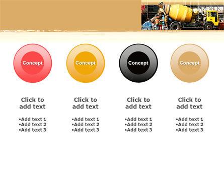 Concrete Agitator PowerPoint Template Slide 5