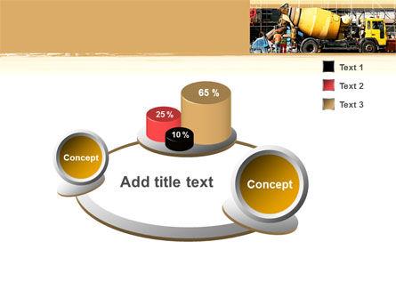 Concrete Agitator PowerPoint Template Slide 6