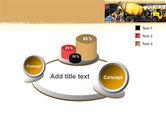 Concrete Agitator PowerPoint Template#6