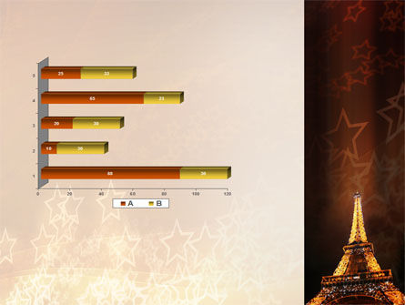 Holiday Eiffel Tower PowerPoint Template Slide 11