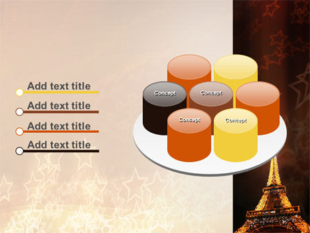 Holiday Eiffel Tower PowerPoint Template Slide 12