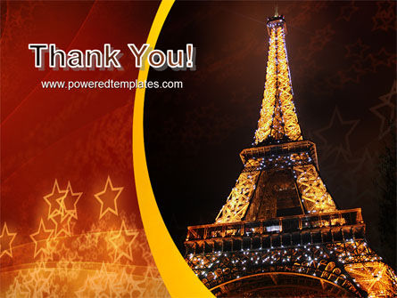Holiday Eiffel Tower PowerPoint Template Slide 20