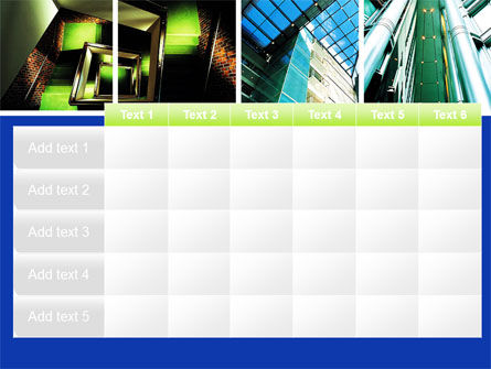 Building Inner Planning PowerPoint Template Slide 15