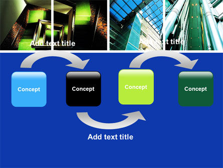 Building Inner Planning PowerPoint Template Slide 4