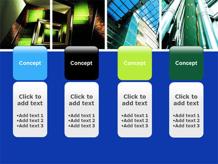 Building Inner Planning PowerPoint Template Slide 5