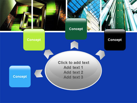 Building Inner Planning PowerPoint Template Slide 7
