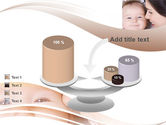 Baby Smile PowerPoint Template#10