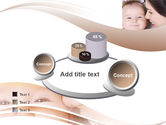 Baby Smile PowerPoint Template#16