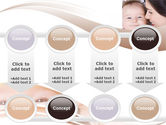 Baby Smile PowerPoint Template#18
