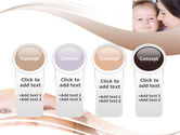 Baby Smile PowerPoint Template#5