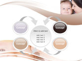 Baby Smile PowerPoint Template#6