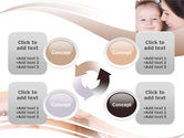 Baby Smile PowerPoint Template#9