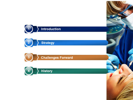 Dental Surgery PowerPoint Template Slide 3