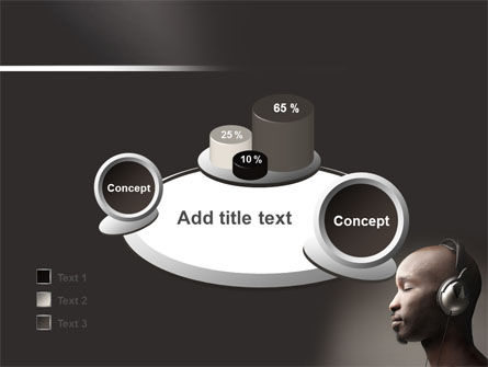 Easy Listening PowerPoint Template Slide 16