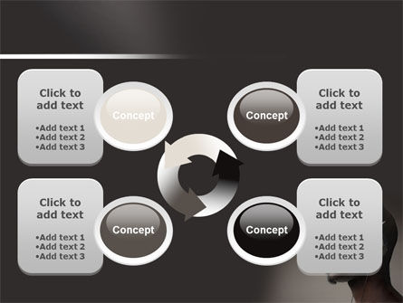 Easy Listening PowerPoint Template Slide 9
