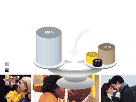 Kissing PowerPoint Template Slide 10