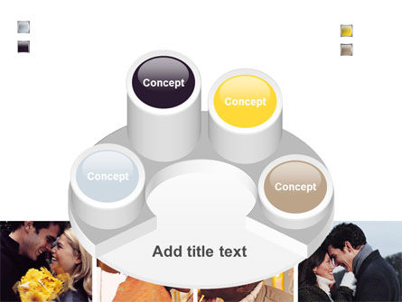 Kissing PowerPoint Template Slide 12