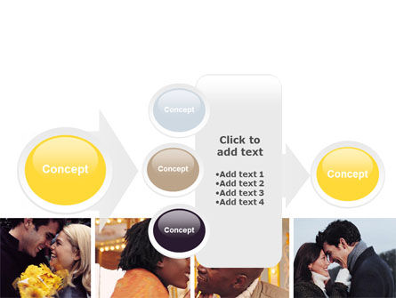 Kissing PowerPoint Template Slide 17
