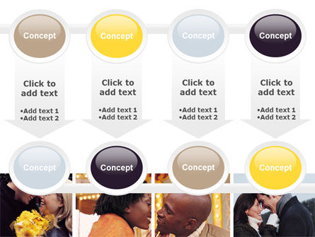 Kissing PowerPoint Template Slide 18