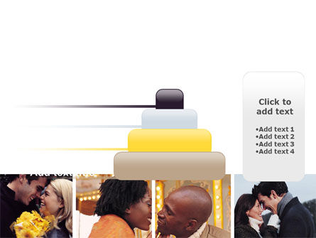 Kissing PowerPoint Template Slide 8