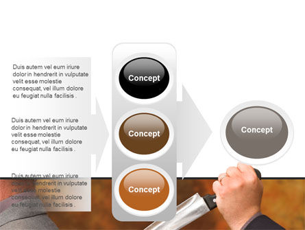 Stab In The Back PowerPoint Template Slide 11