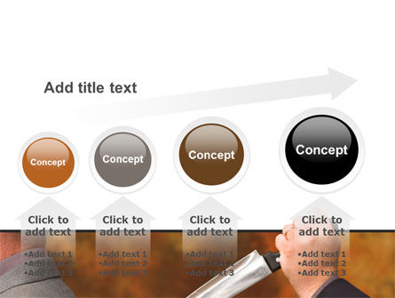 Stab In The Back PowerPoint Template Slide 13
