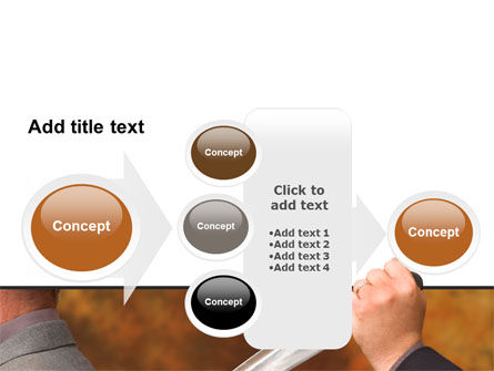 Stab In The Back PowerPoint Template Slide 17