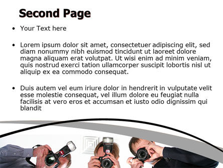 Photographers PowerPoint Template Slide 2