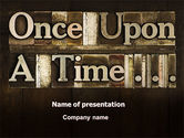 Fairy Story PowerPoint Template#1