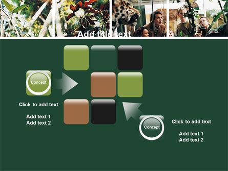 Jungle Showcase PowerPoint Template Slide 16