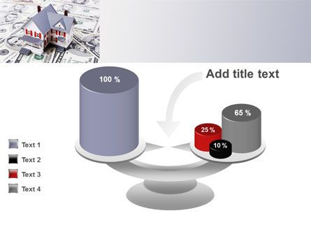 Credit On Mortgage PowerPoint Template Slide 10