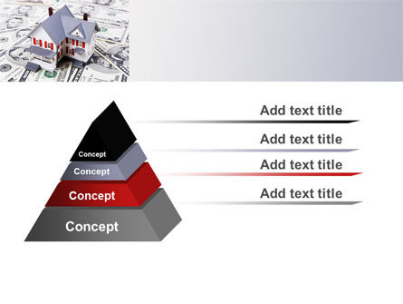 Credit On Mortgage PowerPoint Template Slide 12