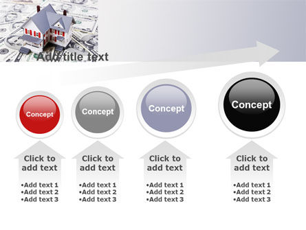 Credit On Mortgage PowerPoint Template Slide 13
