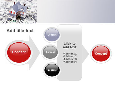 Credit On Mortgage PowerPoint Template Slide 17