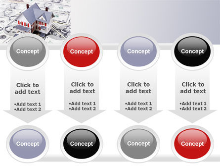 Credit On Mortgage PowerPoint Template Slide 18