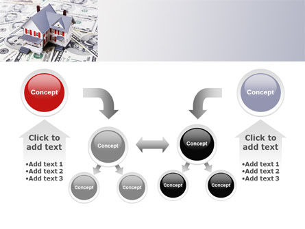 Credit On Mortgage PowerPoint Template Slide 19