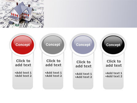 Credit On Mortgage PowerPoint Template Slide 5