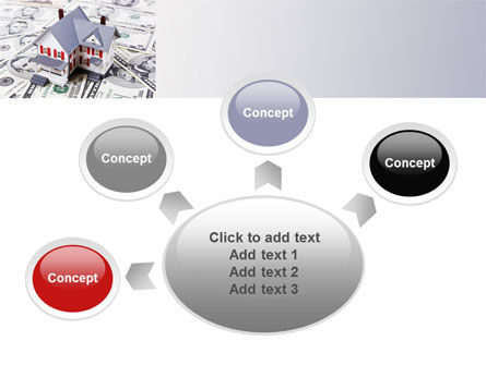 Credit On Mortgage PowerPoint Template Slide 7