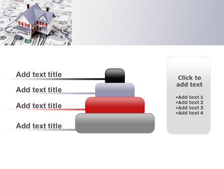 Credit On Mortgage PowerPoint Template Slide 8