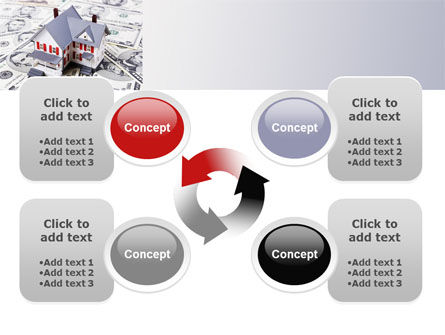 Credit On Mortgage PowerPoint Template Slide 9