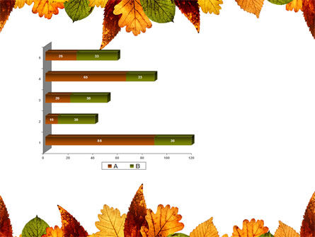 Autumn Leaves in Light Brown Palette PowerPoint Template Slide 11