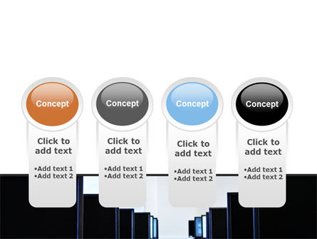 Computer Workstations PowerPoint Template Slide 5