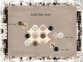 Grunge Abstract PowerPoint Template#10