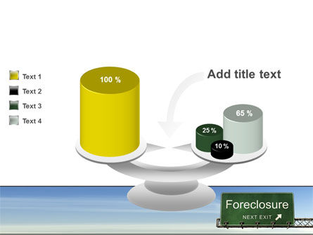 Foreclosure PowerPoint Template Slide 10