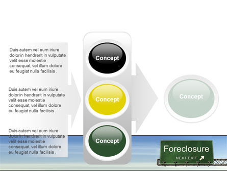 Foreclosure PowerPoint Template Slide 11