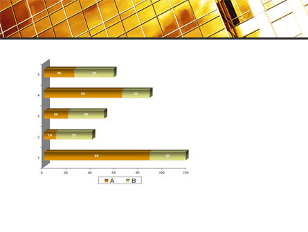 Yellow Skyscraper PowerPoint Template Slide 11